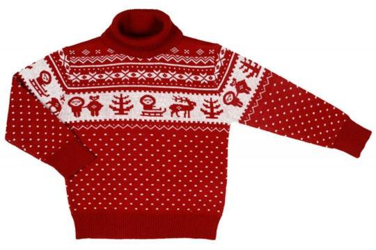 Фотосъемка свитеров для каталога