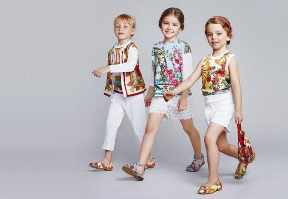 Фотосъемка одежды для детей