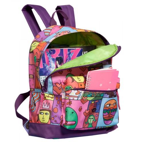 Фотосъемка цветов для рюкзаков