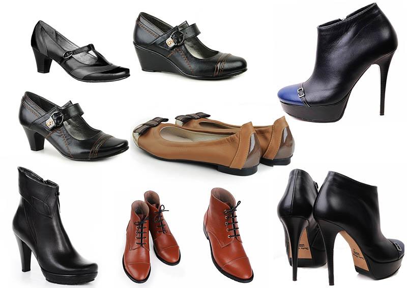 Фотосъемка обуви для магазина