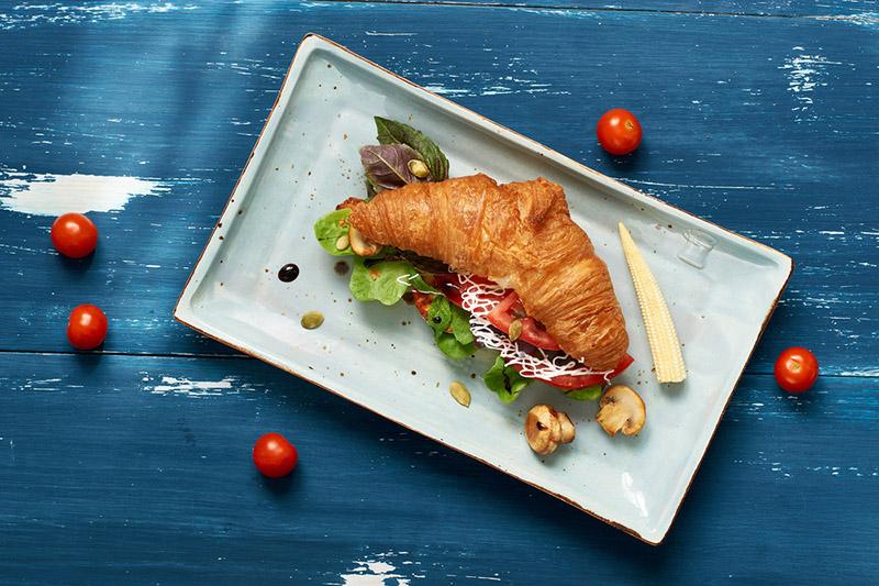 Каталожная фотосъемка еды