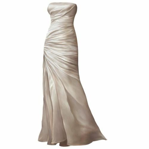 Каталожная фотосъемка свадебных платьев