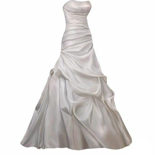 Фотосъемка свадебных платьев для каталога