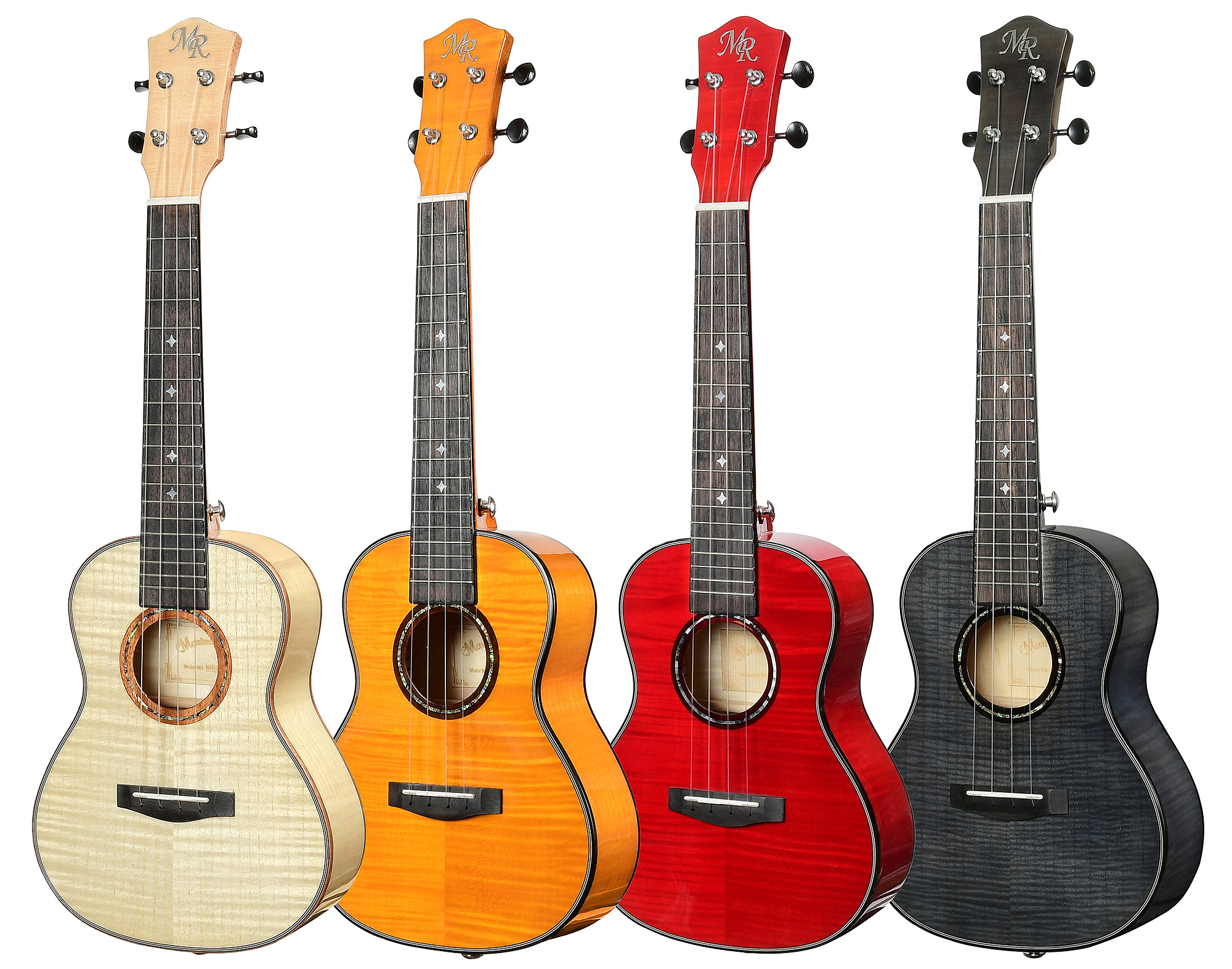 Обучение фотосъемки гитар
