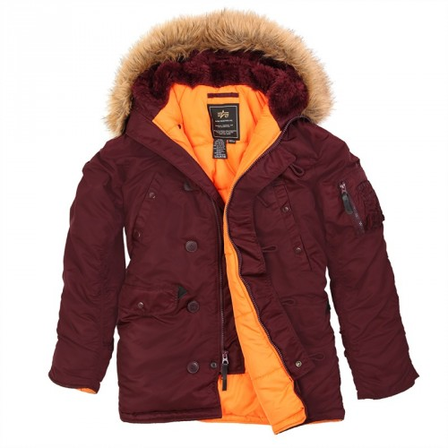 Фотосъемка курток для каталога