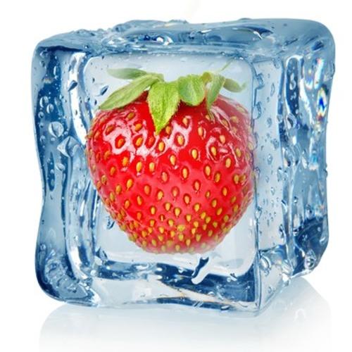 Каталожная фотосъемка льда
