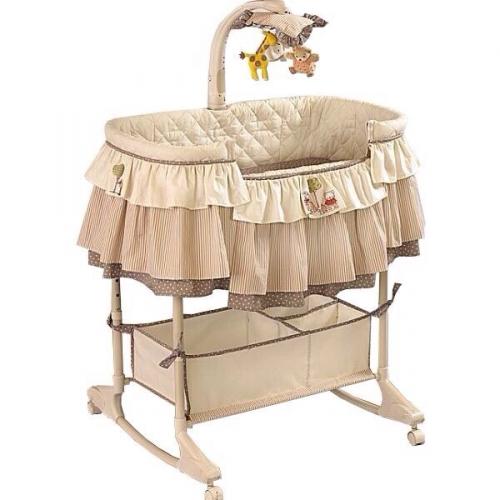 Каталожная фотосъемка кроваток для малышей