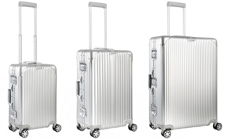 Обучение фотосъемки чемоданов