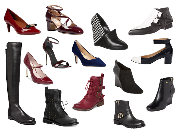 Каталожная фотосъемка обуви для интернет магазина