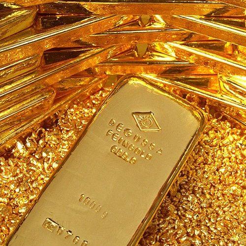 Фотограф для фотосъемки золота
