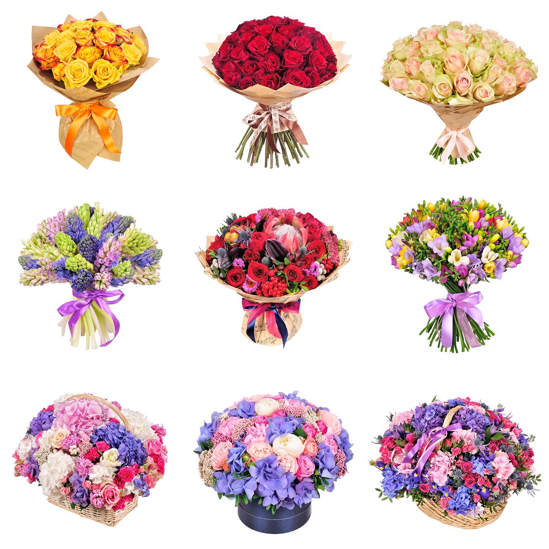 Обучение фотосъемки цветов